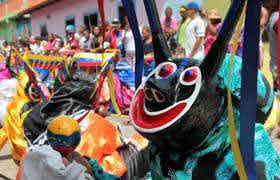 Diablos Danzantes de Aragua, Patrimonio Cultural de la UNESCO