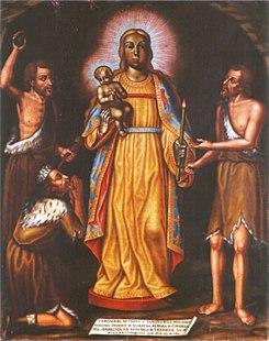 La Virgen de la Candelaria, celebración internacional