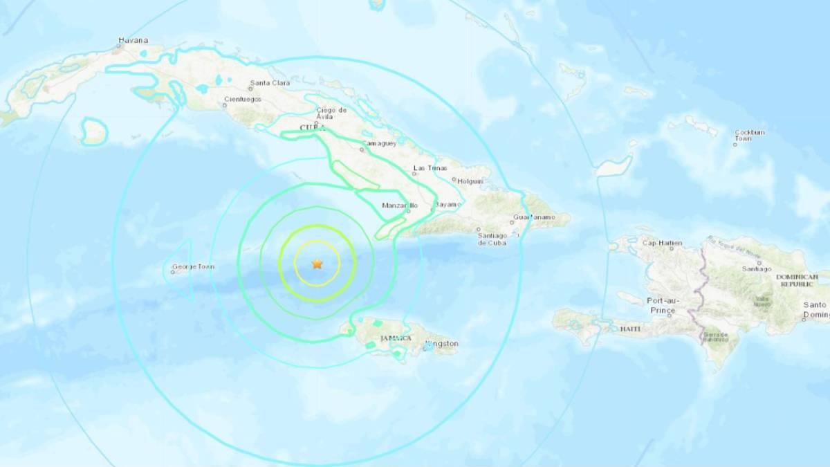 Terremoto entre Cuba y Jamaica: se descarta alerta de tsunami