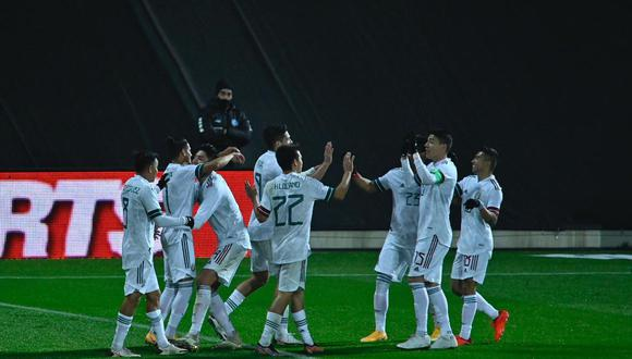 México vence 3-2 a Corea del Sur.