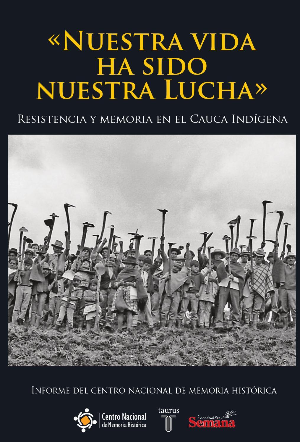 Resistencia civil en Caldono Cauca