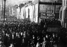 Asociación por los derechos civiles de Irlanda del Norte
