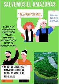 Salvemos el Amazonas