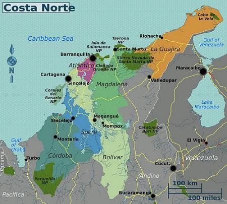 10 Costumbres de la Región Caribe en Colombia
