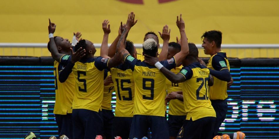 Derrota humillante a Colombia Ecuador tecercero