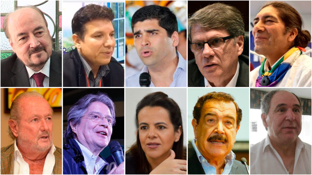 ELECCIONES 2021 ECUADOR