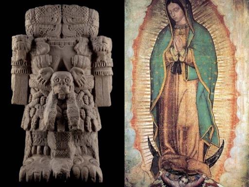 El 12 de diciembre ¿debemos celebrar a Tonantzi o la Guadalupana?