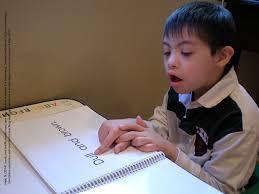 La lectura en niños con discapacidad