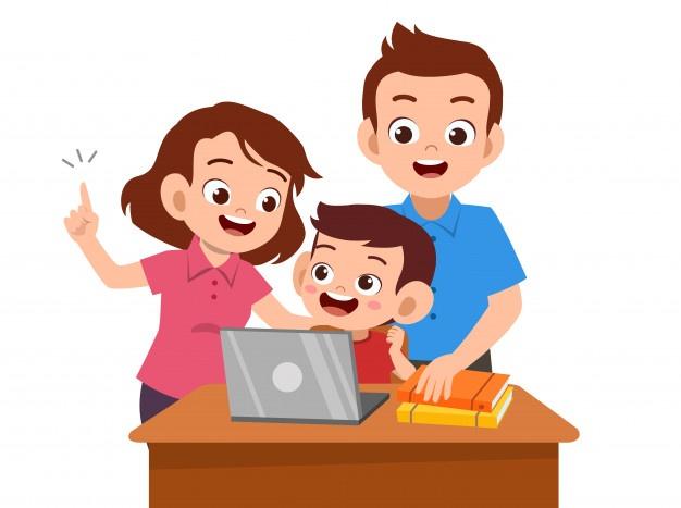 Como ayudan los padres de familia a los alumnos con problemas del Habla - Lenguaje.