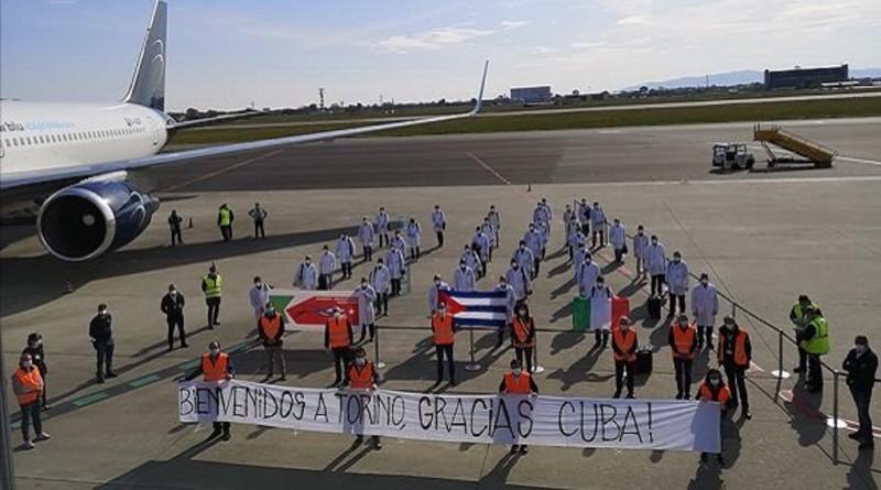 VIGENCIA DE LA REVOLUCIÓN CUBANA  Brigadas Henry Reeve candidateadas al Premio Nobel de la Paz 2021