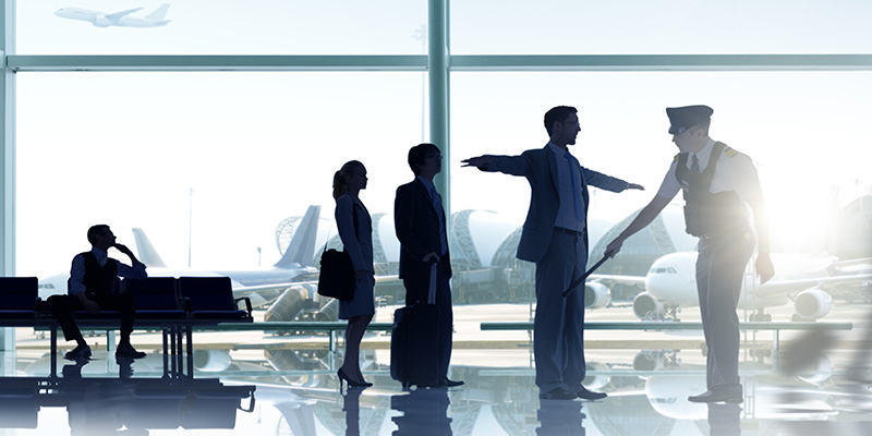 ¿Qué es la Seguridad Aeroportuaria?