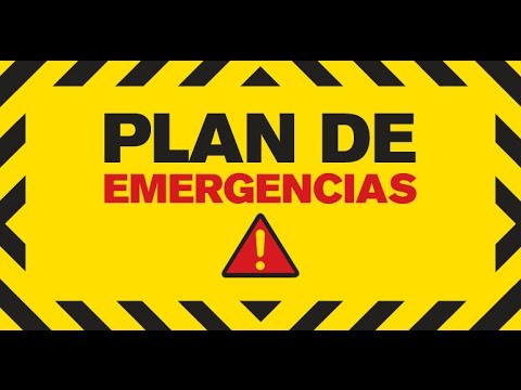 Plan de Emergencia en los Aeropuertos