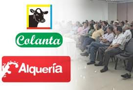 El gran conflicto legal que enfrentan las compañías de Alquería y Colanta por una suplantación a la propiedad intelectual.