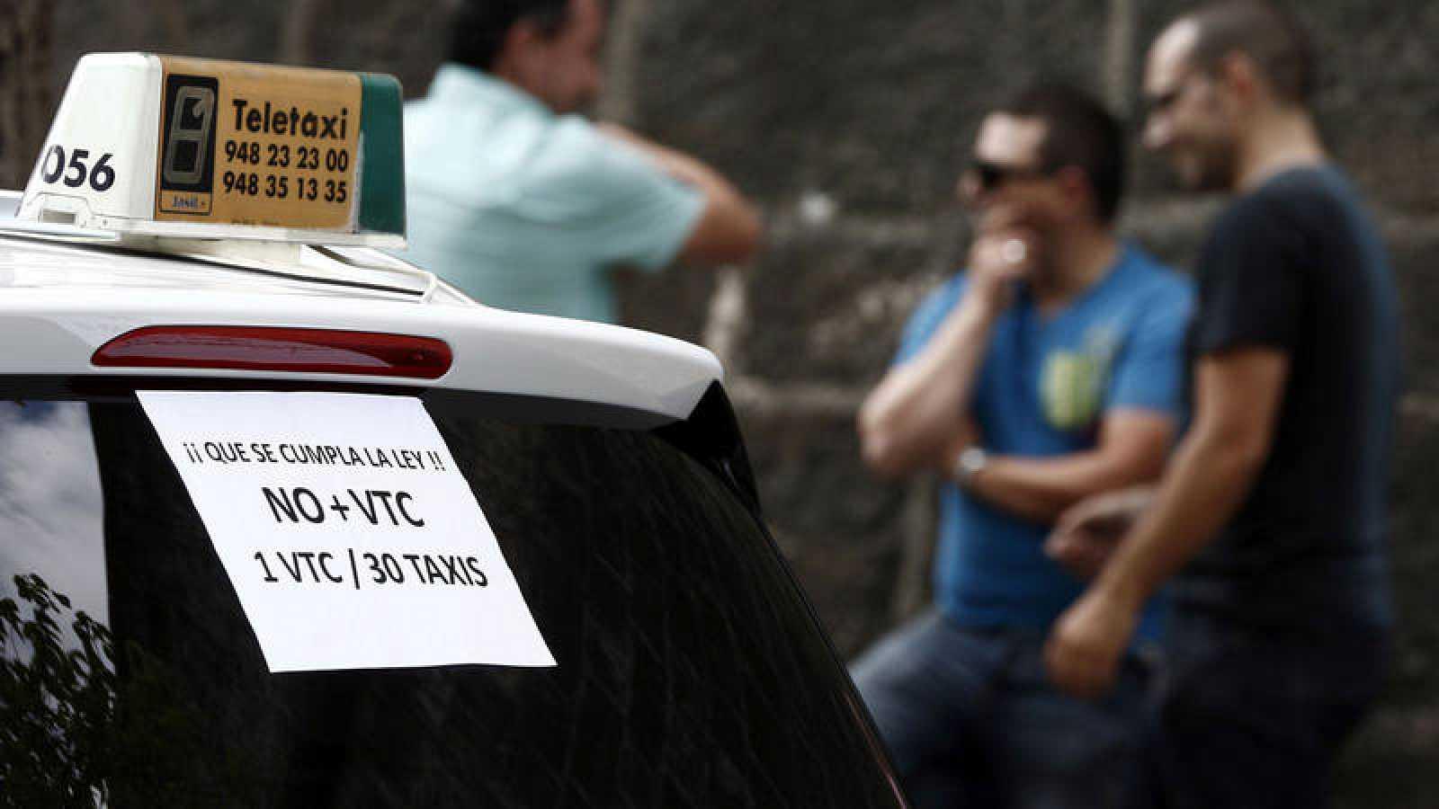 La Justicia de la Unión Europea intercede en la disputa entre Uber y Taxis en España