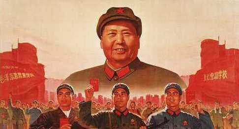 Mao Zedong el gran dictador