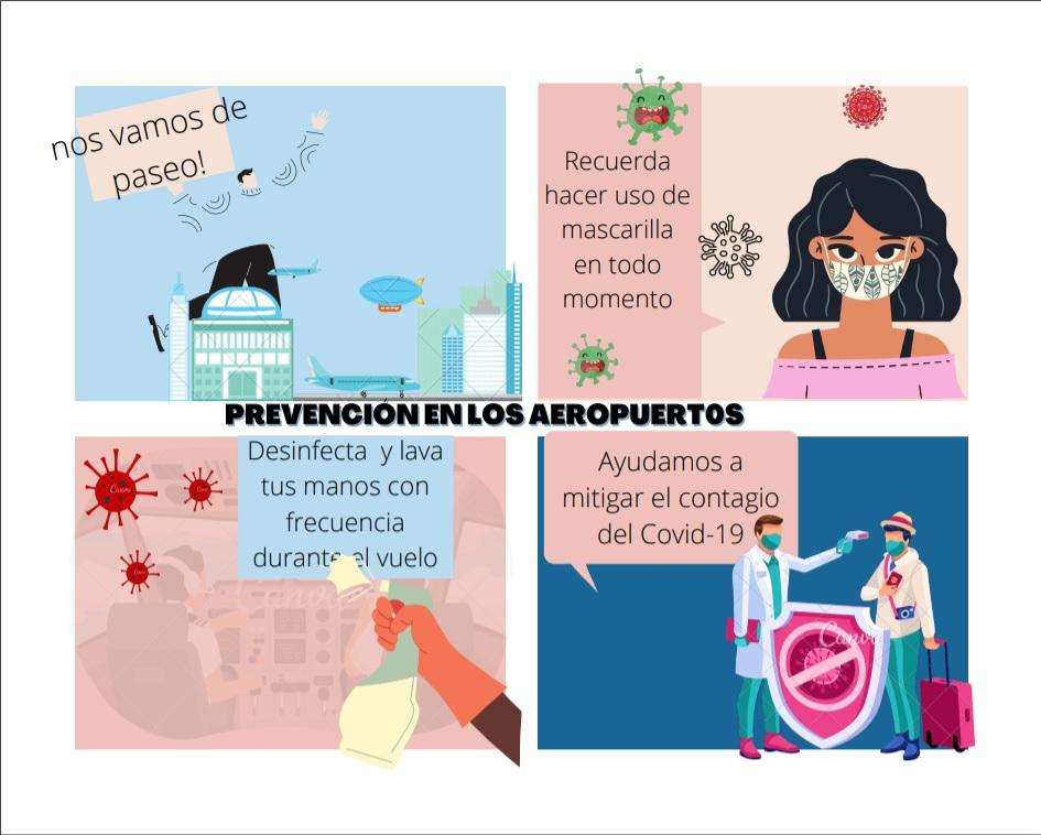 COMICA DE PREVENCIÓN Y MITIGACIÓN DEL COVD-19 EN AEROPUERTOS
