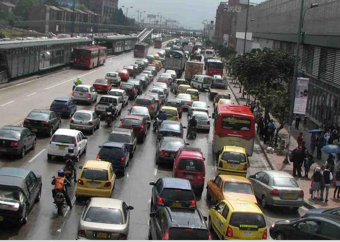 El Transporte y La movilidad en Bogotá