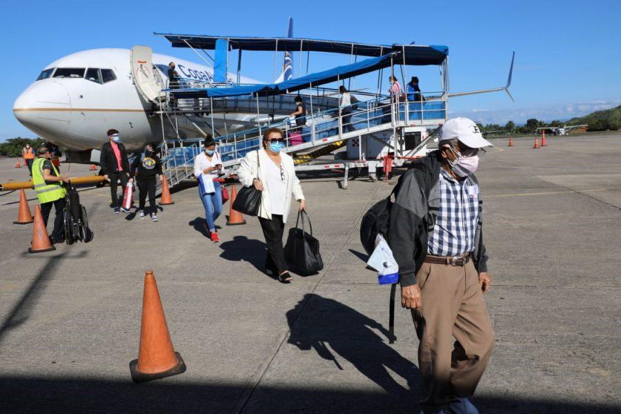 Copa Airlines: nos comunica que  No se  requiere prueba PCR para viajar entre Ciudad de Panamá y David.