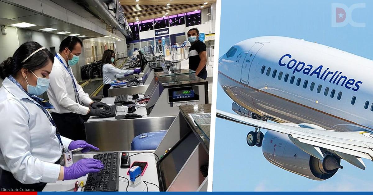¿Las medidas que ha implementado Copa Airlines relacionadas al COVID-19?