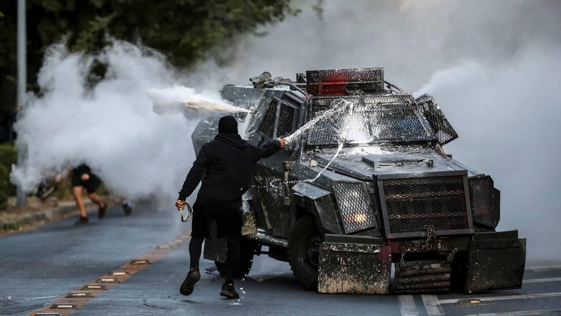 Nueva protesta chilena exige la renuncia del presidente Piñera