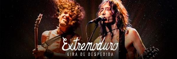 Extremoduro: El último concierto