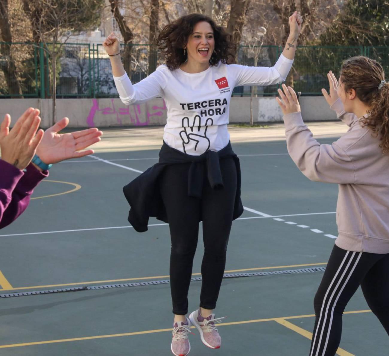 La Comunidad de Madrid aumenta un 100% su presupuesto en educación y sanidad