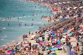 España bate su propio récord de llegada de turistas