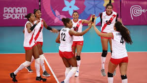Selección Peruana de Voley Femenino