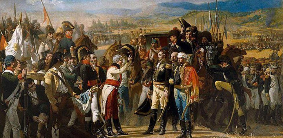 España durante la guerra de la Independencia Española