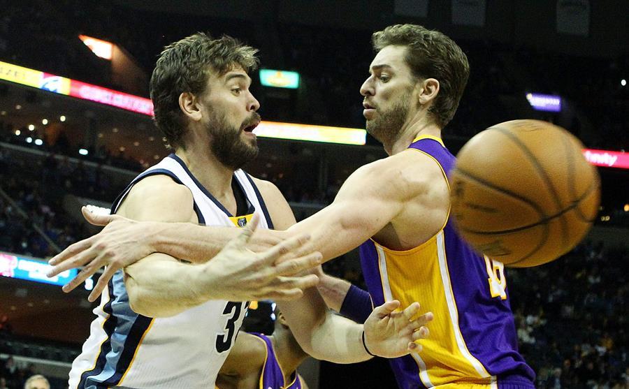 ¿Nueva era Gasol en los Lakers?