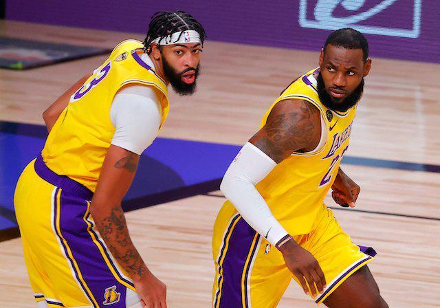 LeBron James se perderá el primer partido de la pretemporada