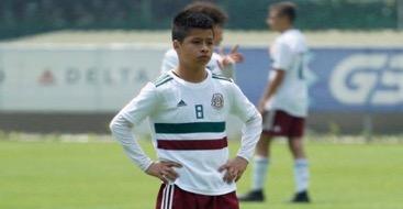 Quién es Alex Alcalá, la joya mexicana que comparan con Messi y podría ser fichado por el Manchester City