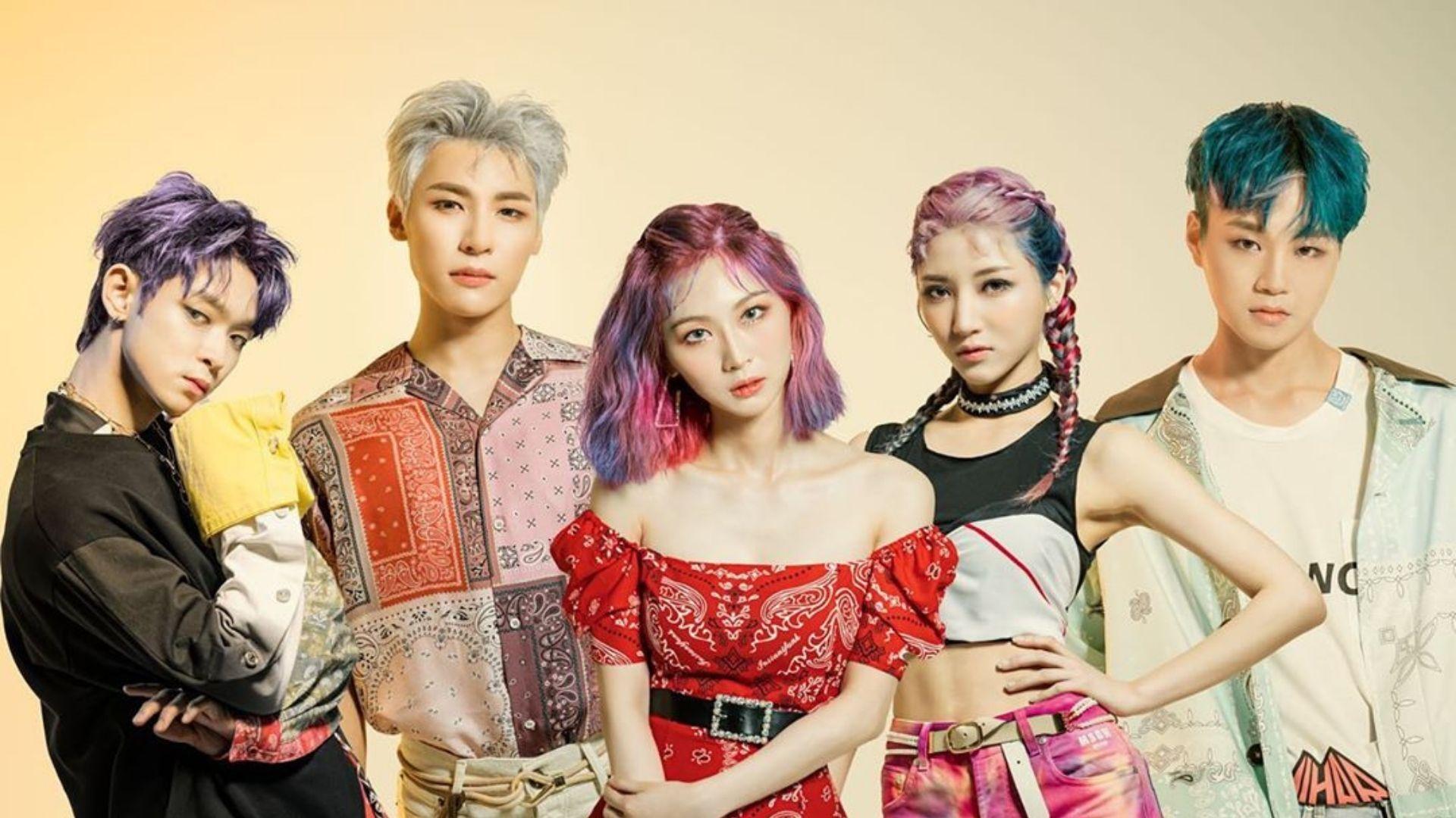 Los grupos de Kpop