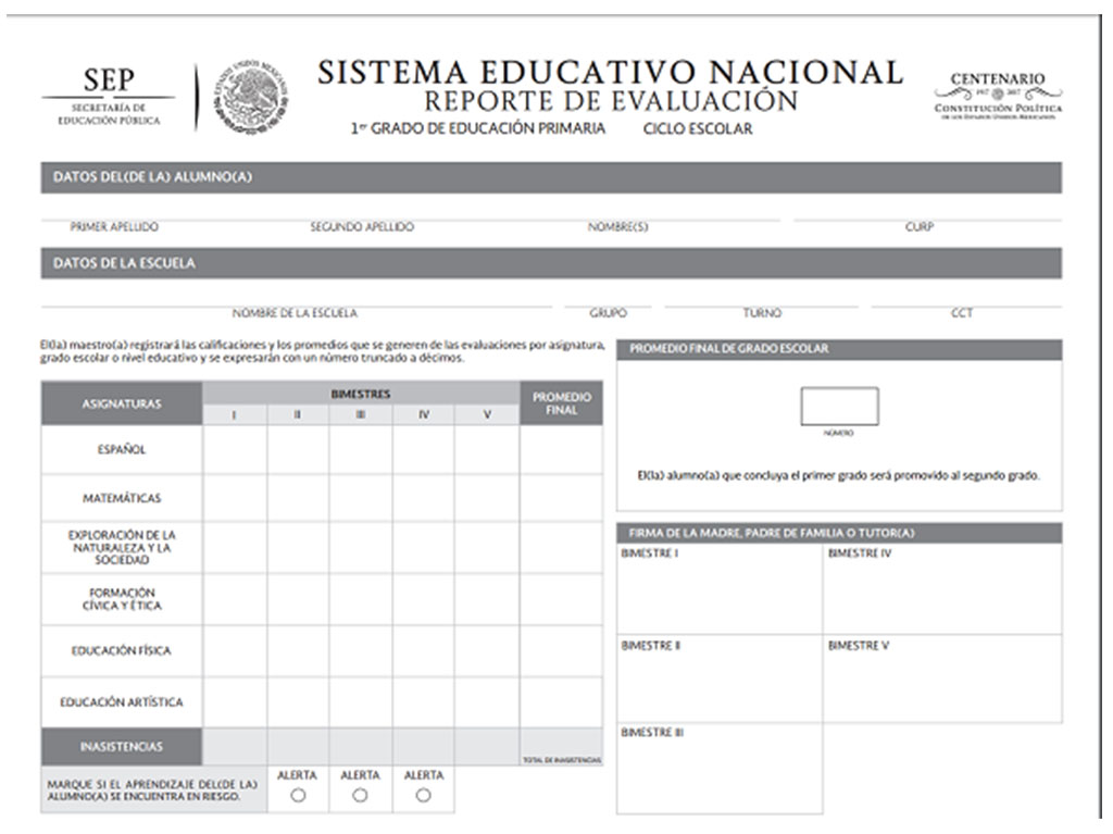 ¿Cuándo y dónde se podrán consultar las boletas de la SEP del ciclo escolar 2020-2021?