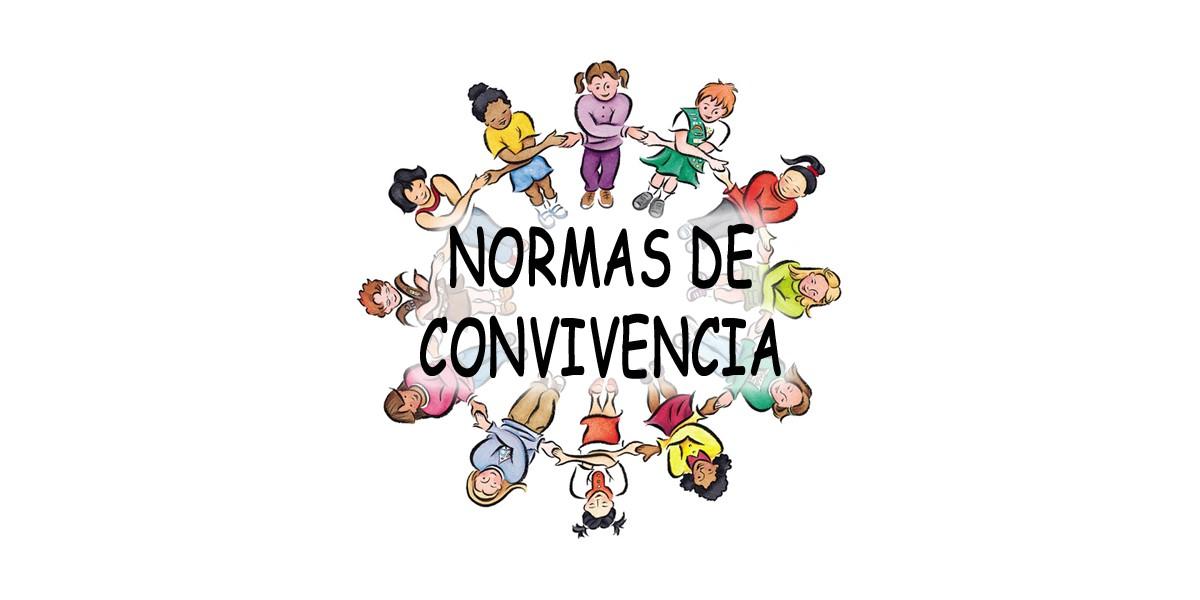 """CIENCIAS SOCIALES """"NORMAS DE CONVIVENCIA"""""""