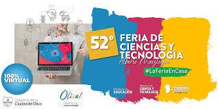 PROYECTOS PREMIADOS EN LA FERIA DE CIENCIAS Y TECNOLOGÍAS VIRTUAL 2020