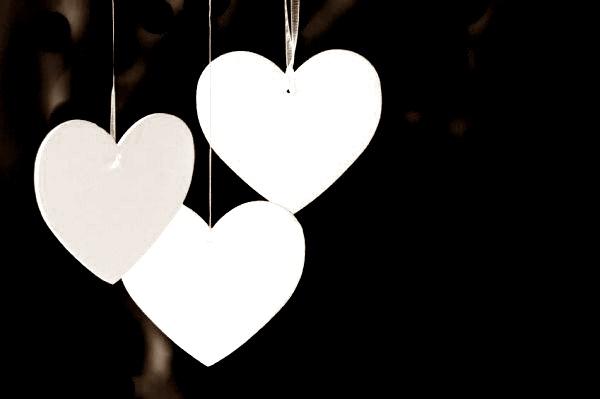 Los corazones
