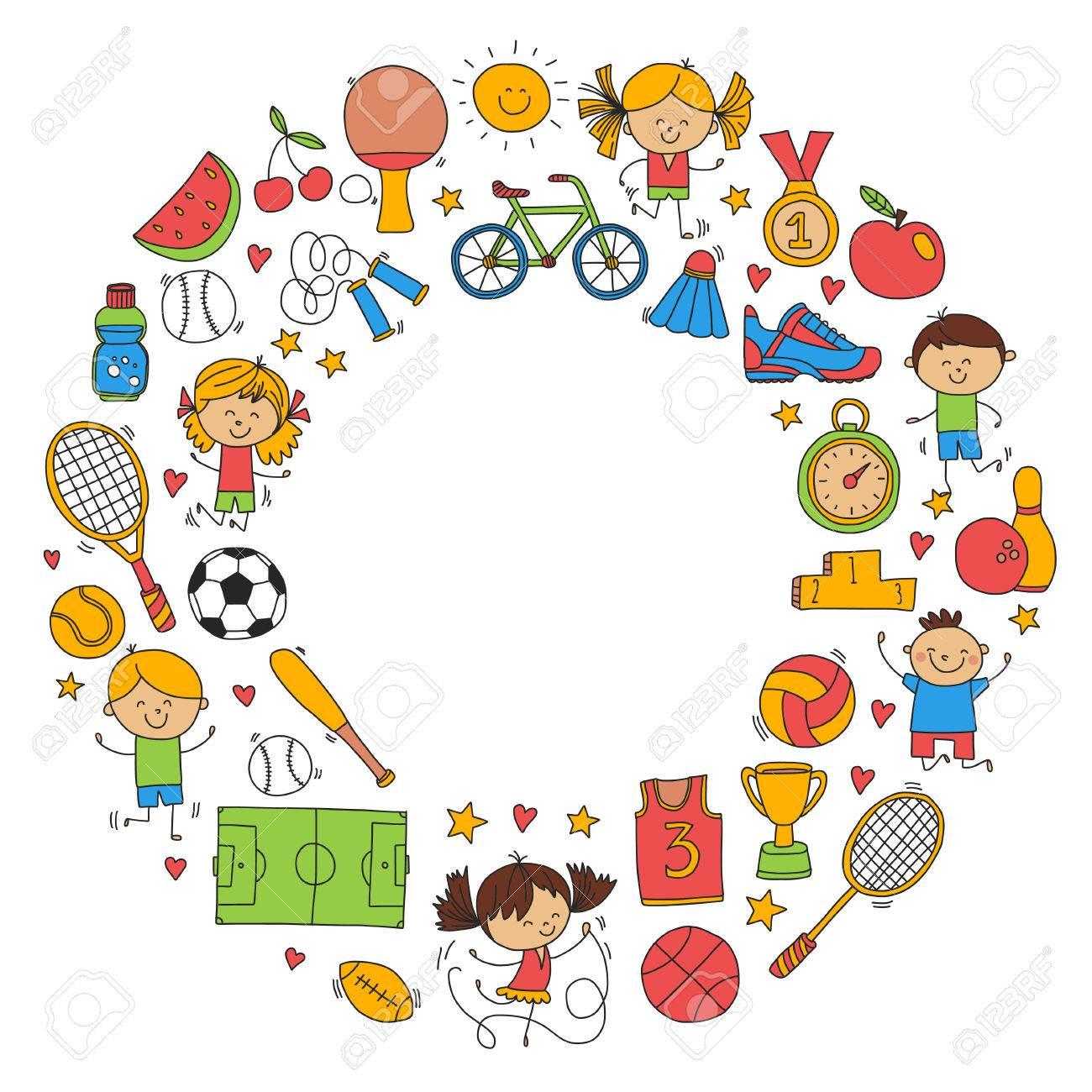 La importancia del deporte en la educación preescolar.