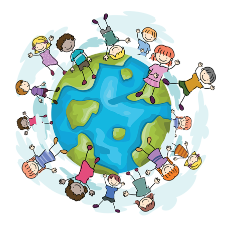 Matemáticas y la mentalidad internacional