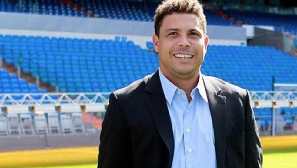 Se planea un jugoso sueldo para Ronaldo Nazario