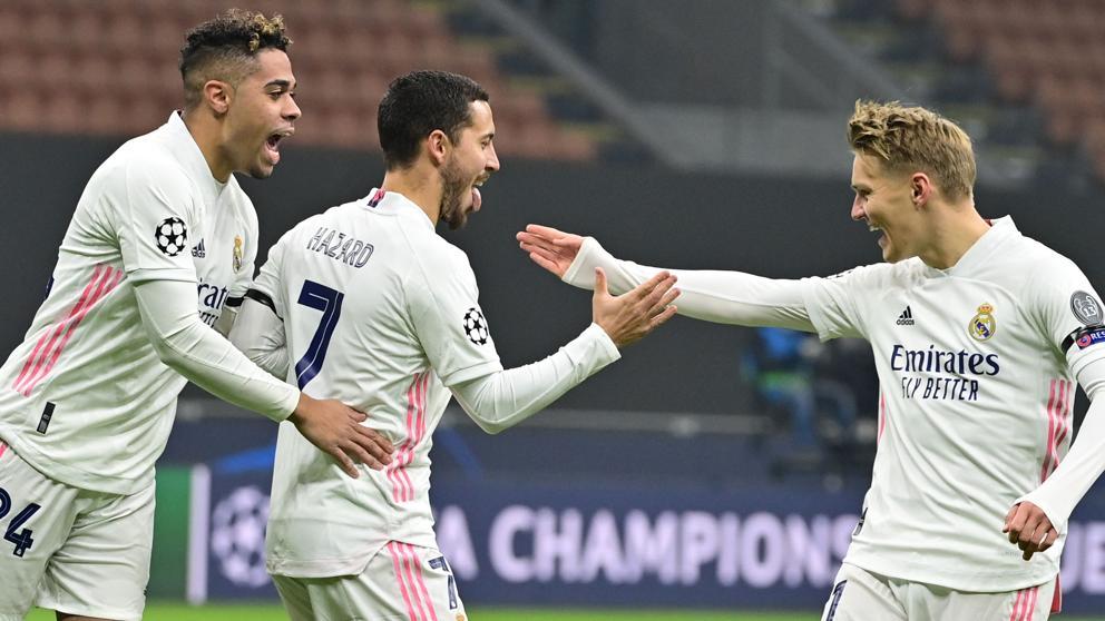 Bondadoso sorteo de Champions para españoles
