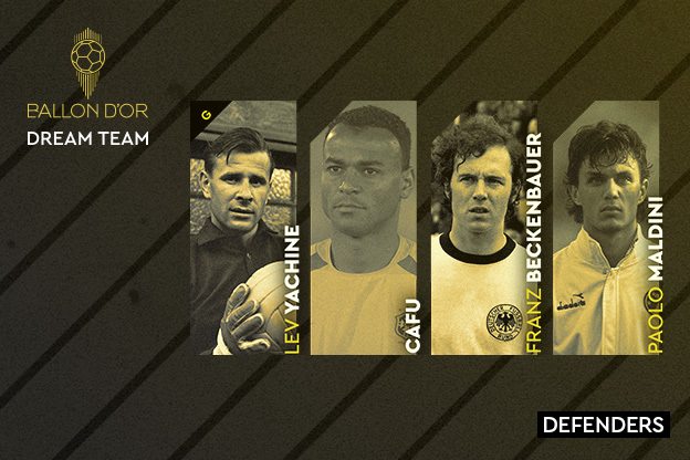 Hasta el momento: Ni Casillas ni Ramos en el Balón de Oro Dream Team