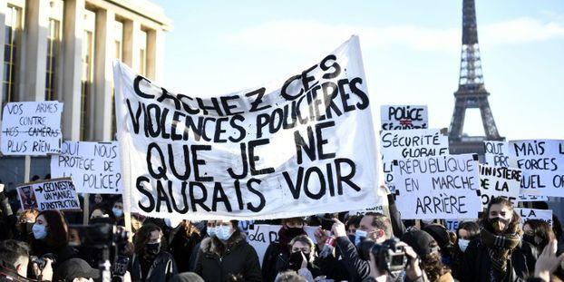 Loi de Sécurité Globale et les manifestations