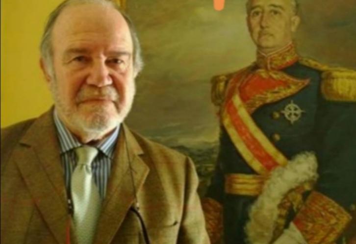 Entrevista General Juan Chicharro de la Fundación Francisco Franco