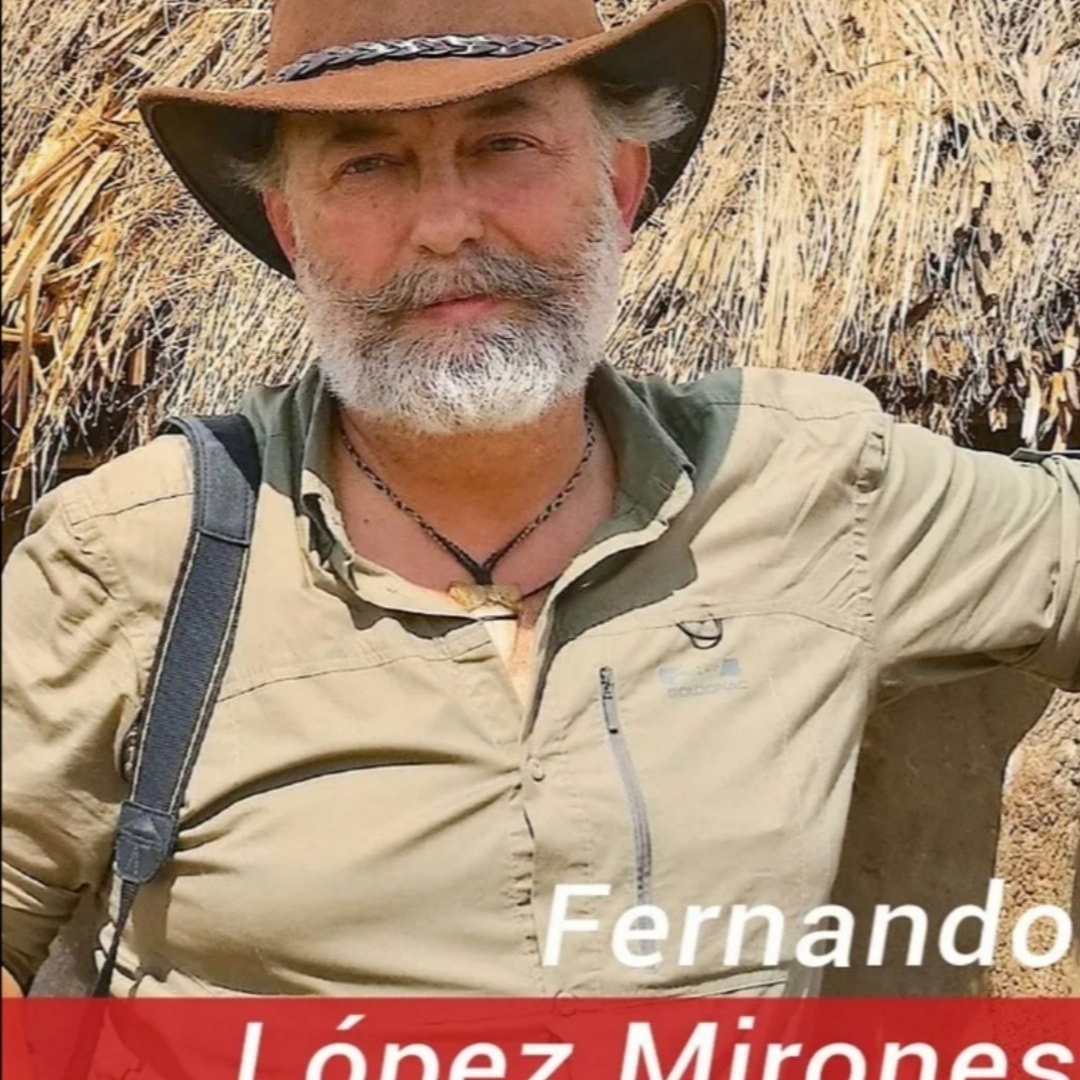 ENTREVISTA: FERNANDO LÓPEZ MIRONES, BIÓLOGO