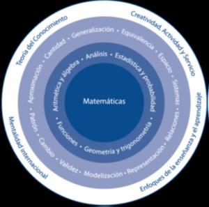 Naturaleza de los cursos de Matemáticas del IB