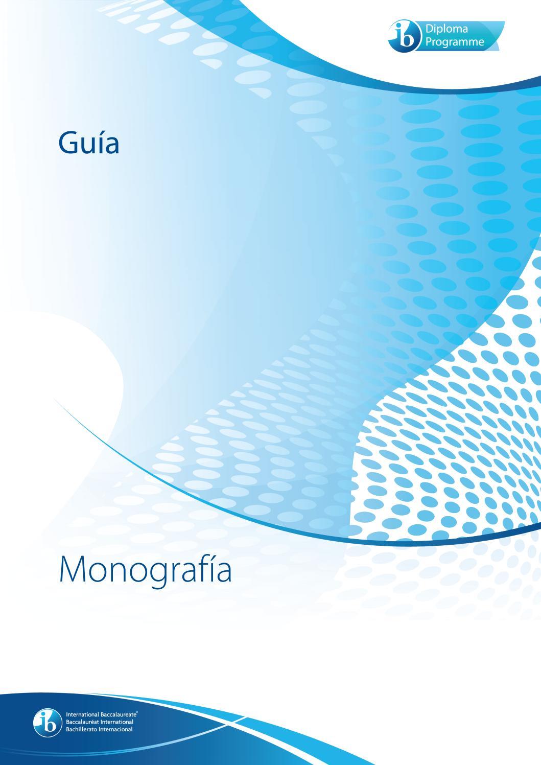 Monografía de matemáticas
