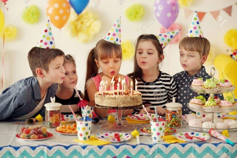 Un cumpleaños muy irresponsable