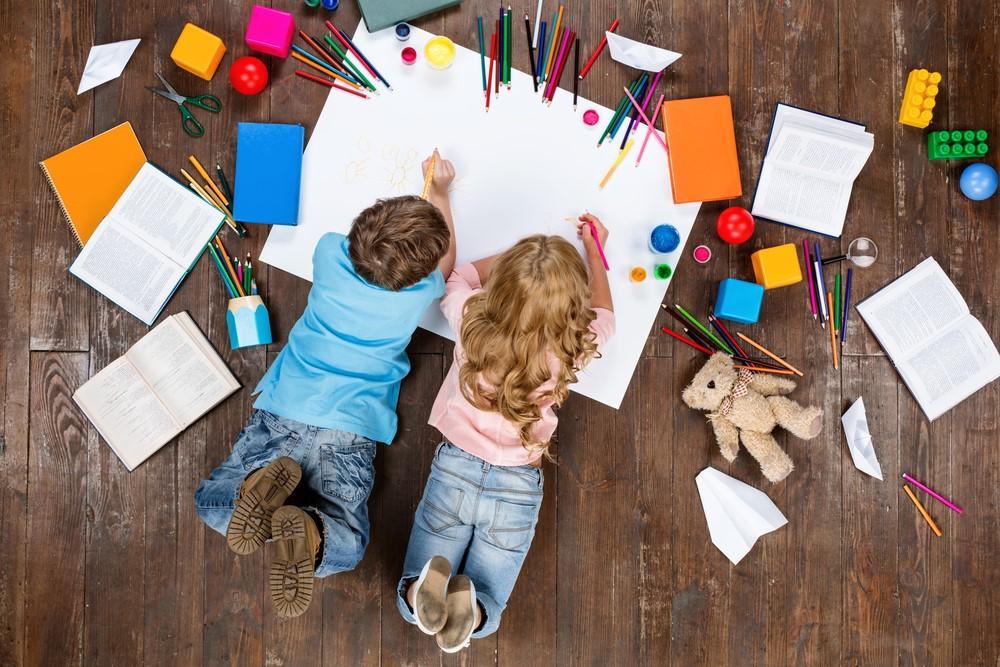 Cómo entretener a los niños en casa durante la pandemia