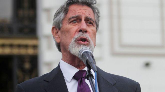 Francisco Sagasti: las razones de la crisis política en Perú y cuáles pueden ser las salidas